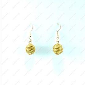 Boucles d'oreilles Buriti