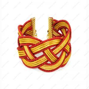 Bracelet Angelin rouge