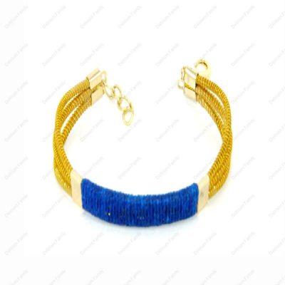 Bracelet Beija bleu