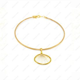 Collier illuminarond