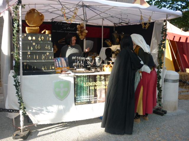 Événement et marchés médiévaux